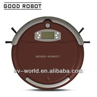 Automatic Intelligent Sweeping robot vacuum cleaner with Mop clean