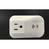 Wifi smart plug mini outlet socket with one USB