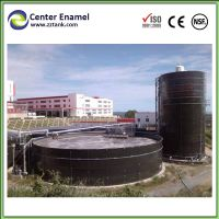 Glass Lined Steel Tank for Water Treatment Plant