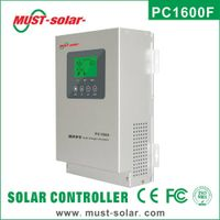 PC1600F 45A/60A Solar charge controller