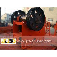 200 t/h capacity machine crusher