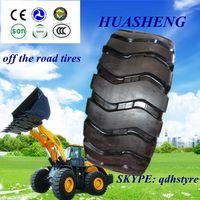 OTR bias tyre tire 14.00-24, 16.00-24, 16/70-24