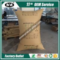 Top Quality Best Price Brown Kraft Paper Dunnage Air Bag