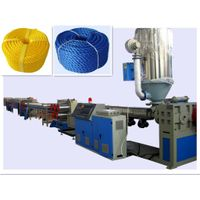 PET/PP Rope Filament Extrusion Line