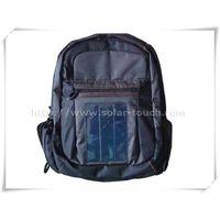 Solar Laptop Backpack(1W flexible solar panel)-STC001