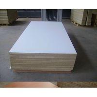 white melamine chipboard