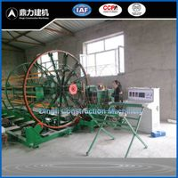 rebar cage welding machine for concrete pipe