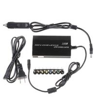 Buy Goldlink 100W Universal AC/DC To DC Adapter Car Charger Power Supply For Laptop thumbnail image