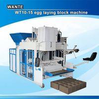 Zenith Egg laying brick making machine