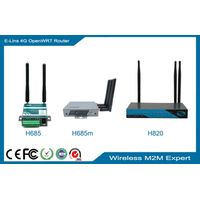 4G OpenWRT Router, OEM LTE WRT router 2.4Ghz 5Ghz Dual Band WiFi with POE GPS Serial VPN thumbnail image
