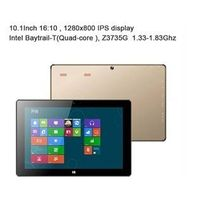 10.1 Inch Windows 8.1 Intel Baytrail-T(Quad-core ) wifi table pc thumbnail image