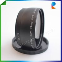 58mm 0.45x Super Wide angle lens