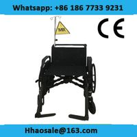 MRI safe wheelchair for 7.0T MR machie MRI wheelchair supplier