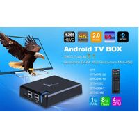 Quad-core Android5.1.1 TV BOX Amlogic S905