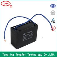 450v capacitor 10uf sh cbb61 for ac fan motor run