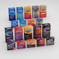 Durex Condoms/ Durex Condom Pleasure Pack/ Durex Condom Performax Intense