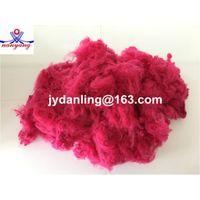 Polyester Fiber (Regenerated) in Red thumbnail image