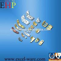 China Custom sheet metal stamping parts