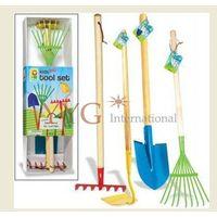 Kids gardening rake set thumbnail image