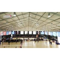 Waterproof and Flame Retardant 40x70m Big Clear Span Tent for Sport Court