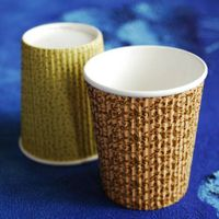 A03 ripple paper cup