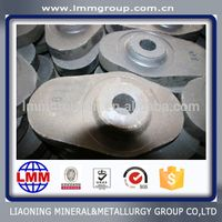 Continuous casting refractories upper Slide Gate Plate