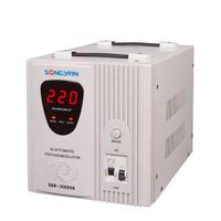 TDR-3000V Voltage regulator single phase for home220V