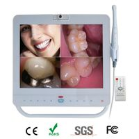 MD-1500 Dental camera with white 15 inch screen_Intraoral camera system thumbnail image