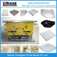 SMC compression mould mold bathroom bathroom furnitur vanity moulding China mold maker