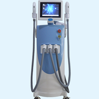 OPT Elight & Nd: Yag Laser treatment system