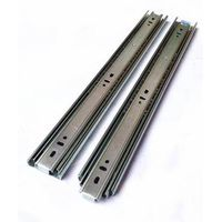 fold full extension ball bearing drawer slide