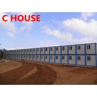Prefab house/moving house/ prefabricated building/temporary house