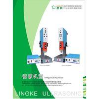 ABS Filter ultrasonic plastic welding machine