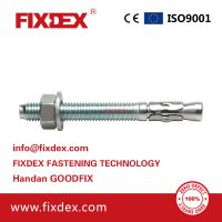 Stainless Steel Through Bolt Stainless Steel Wedge Anchor