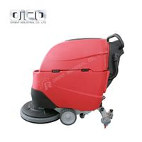 OR-V6-BT walk behind scrubber machine/ self-propelled floor scrubber
