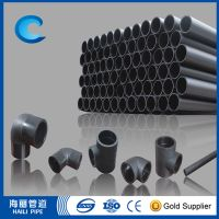 Manufacturer 32mm-1600mm HDPE pipe for water supply for sale thumbnail image