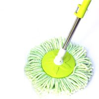 It is suitable for all kinds of floors, quick drying, soft mop, no damage to the floor, and effectiv thumbnail image