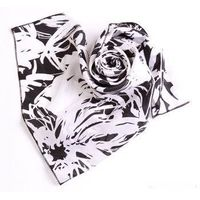 Lady's / Stall Chiffon Silk Scarf Muffler for Celebrity Hollywood Stars thumbnail image
