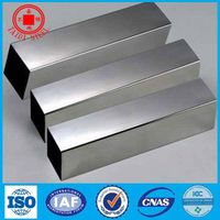 Stainless Steel Square Pipe for decoration