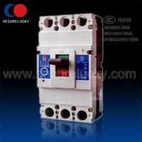 GM400 250~400A DC MCCB 15kA~35kA