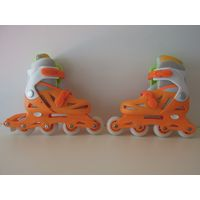 Adults Inline Skate shoes with adjusting sizes thumbnail image