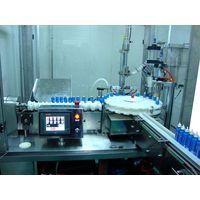 automatic aerosol can filling machine