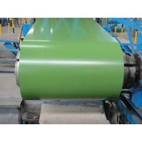 Pre painted galvanized steel coil