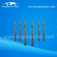 Arcylic Cutting One Flute Spiral Bits thumbnail image