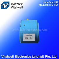VW320A 100mW 5V USB 433/868mhz wireless radio modem thumbnail image