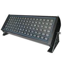 108pcs 3W RGBW Outdoor Wash High Power LED Wall Washer LED Flood Light DJ Stage Lighting Free Shippi