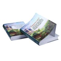 Custom design hard cover book