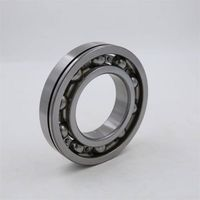 Gcr-15 Chrome Steel Deep Groove Ball Bearing 6200 Series