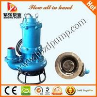 heavy duty Vertical submersible sand pump