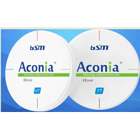 Besmile Aconia Zirconia Block TT for Cad Cam Systems / Materials of Non-metal Ceramics Teet